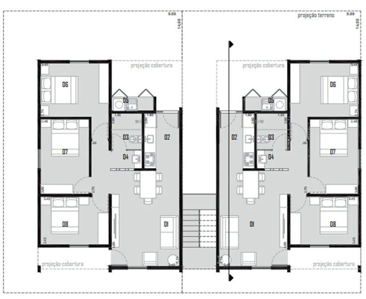 planos de casas pequenas economicas