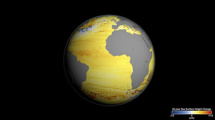 SCIENCE NEWS: NASA teleconference on sea level change warns of rising oceans