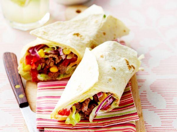 Wraps met rundvlees en avocado - Libelle Lekker!