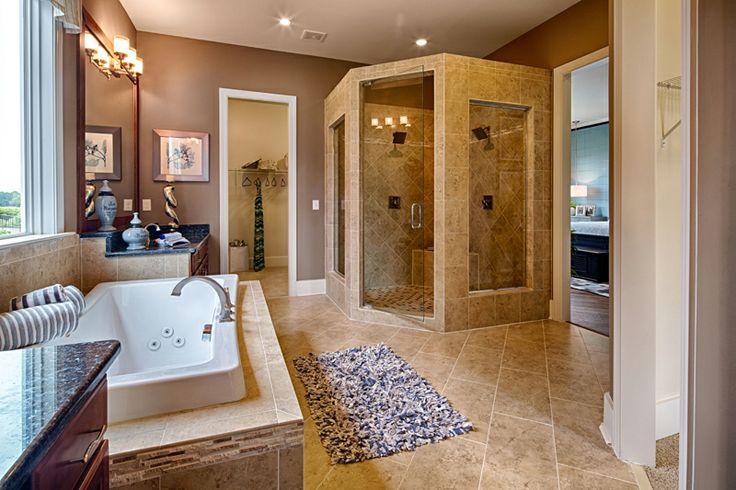 Schumacher homes floorplans stoneridge series for Bathroom design visit