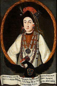 Maria Radziwiłłowa (hetmanowa wielka litewska)