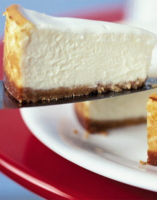 Slice of heaven-New York Cheesecake...love!!
