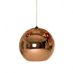 Replica Tom Dixon Copper Shade Pendant Light -25m - Pendant Light - Citilux