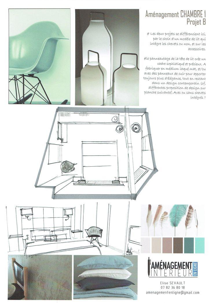 http://www.amenagement-interieur-en-ligne.com/ # aménagement intérieur # planche déco