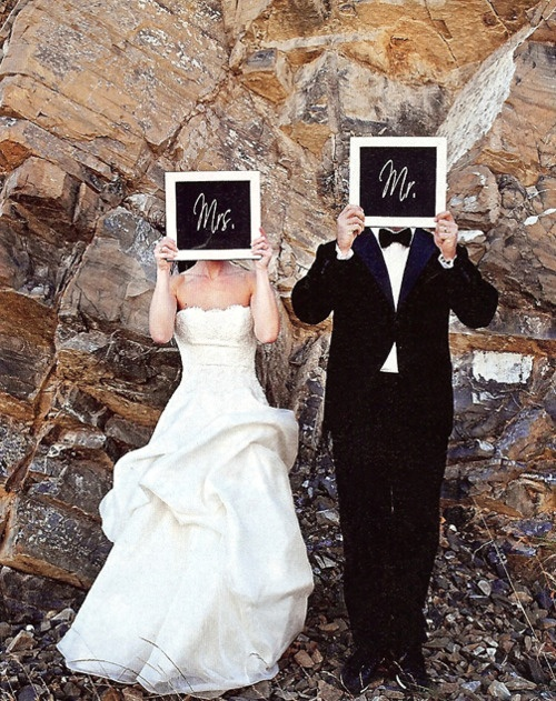Mrs and Mr, Bride and Groom, Wedding Dress, Photography