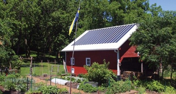 How To Build A Self-Sustaining Homestead On Only 1 Acre   Off The Grid News