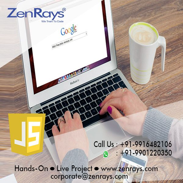 If you honestly want to become a JavaScript Expert professional in the tech world, then you really need to join a hands-on training where you work on real time live project and code along with Industry Experts. ZenRays is the right place for you. Attend our 1st day session of JavaScript Training in Bangalore and find out. We have JavaScript Training in BTM Layout and Koramangala.  Call +91 9916482106, WhatsApp +91 9901220350, Write to corporate@zenrays.com.   Check out course contents at…