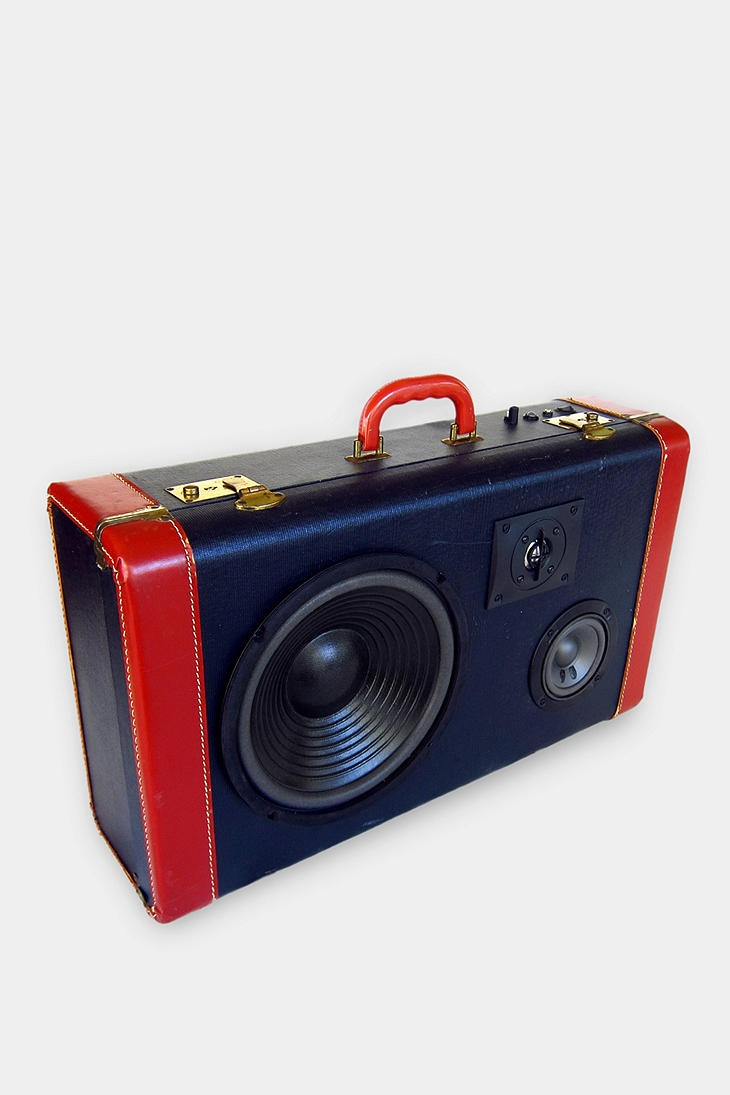 Boomcase Maritime Music Machine Speaker Urbanoutfitters