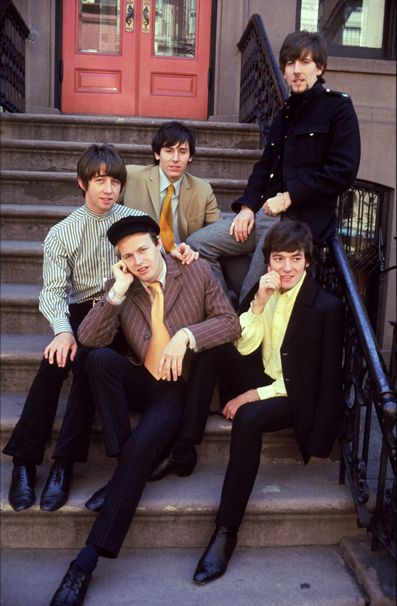The Hollies. a very talented, but underrated band of the 60s, still making music but only two of the original members are still in the band.