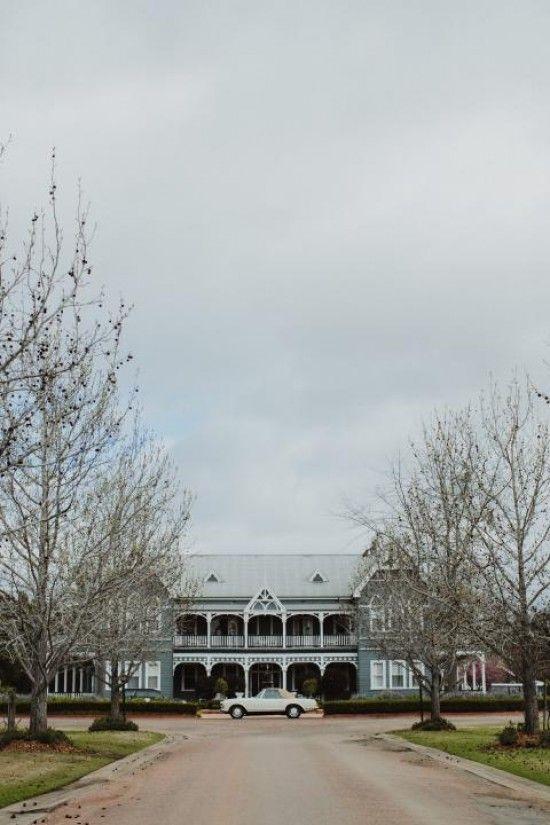 Wedding Venue: Roberts Restaurant (Hunter Valley NSW) / View venue on The LANE