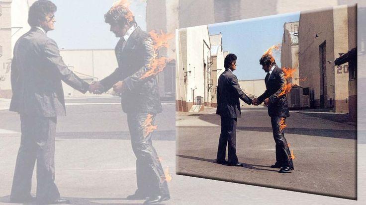 En1975 Pink Floyd lanzaron uno de sus mejores álbumesen honor a su ex líder yprimer vocalista Syd Barrett REDACCIÓN QRP El legado musical de Pink F...