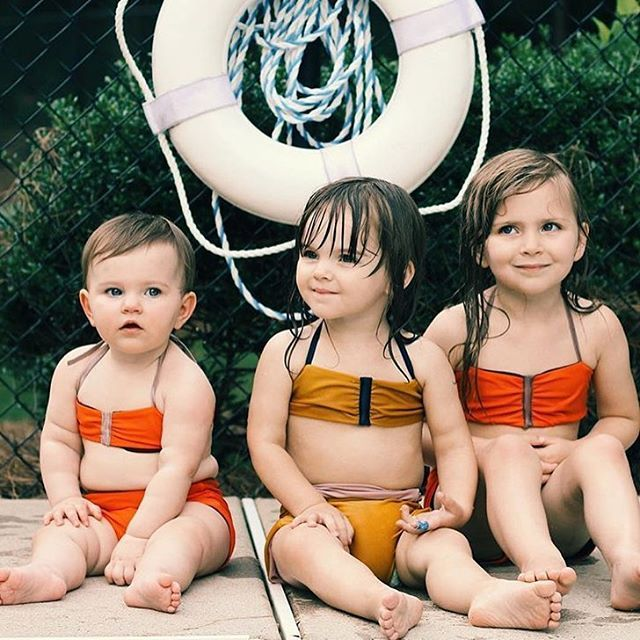 Pool Days. Love this photo by Jessica Garvin.