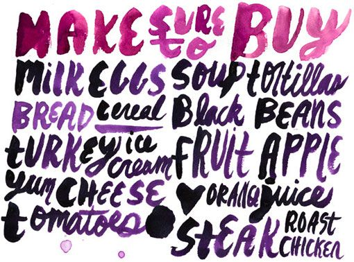 chris ballasiotes lettering