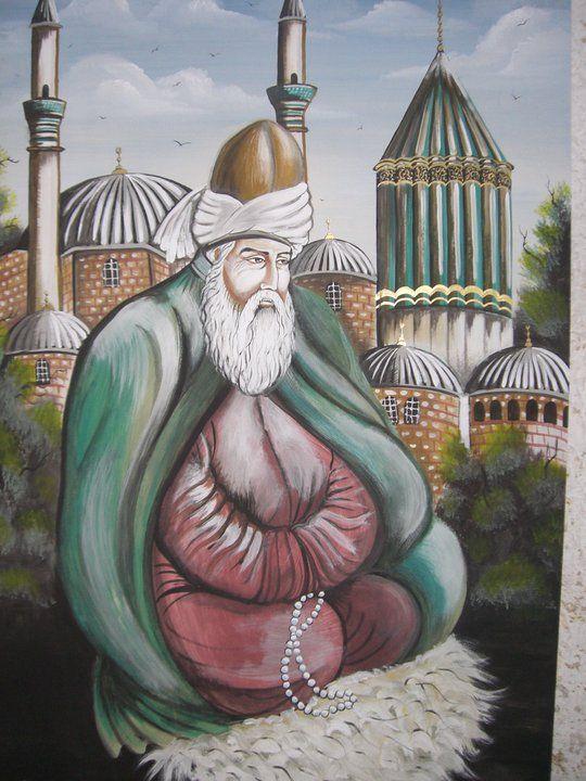 Mewlānā Jalāl ad-Dīn Muḥammad Balkhī (Molavi) - Jalal ad-Dīn Muhammad Rumi مولانا جلالالدین محمد بلخی - مولوی