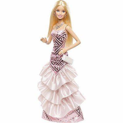 Boneca Barbie Vestidos Longos Promoção Vários Modelos - R$ 74,90 em Mercado Livre