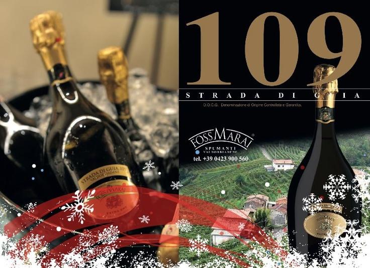 Passate a trovarci per i vostri regali di Natale o scriveteci per farvi spedire le confezioni direttamente a casa  #fossmarai #spumanti #valdobbiadene http://www.fossmarai.com/blog/la-bottega-dello-spumante-uno-speciale-natale/