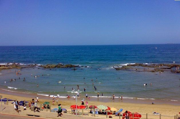 Umdloti Rock Pool - Umdloti Beach, South Africa.