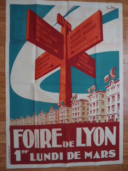 19 best affiches foire de lyon images on pinterest lyon for Pool show lyon france