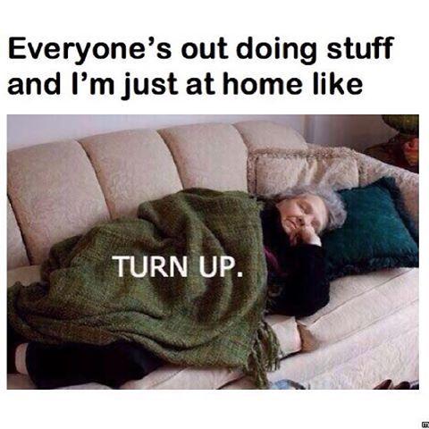 Actually me