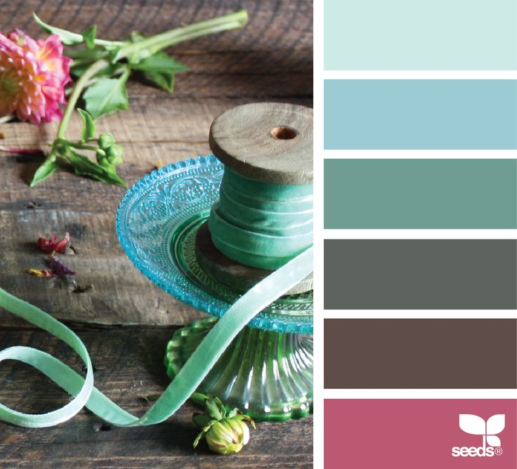 Color Spool via @designseeds