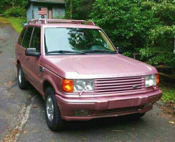 1000 Ideas About Pink Range Rovers On Pinterest Range