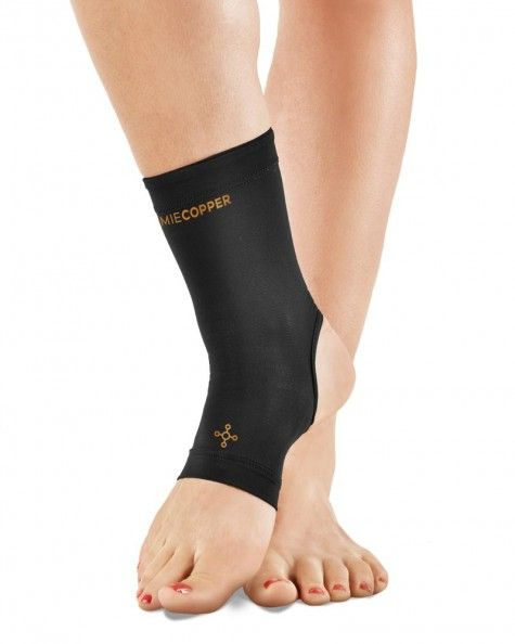 Women's Recovery Compression Ankle Sleeve | Tommie Copper