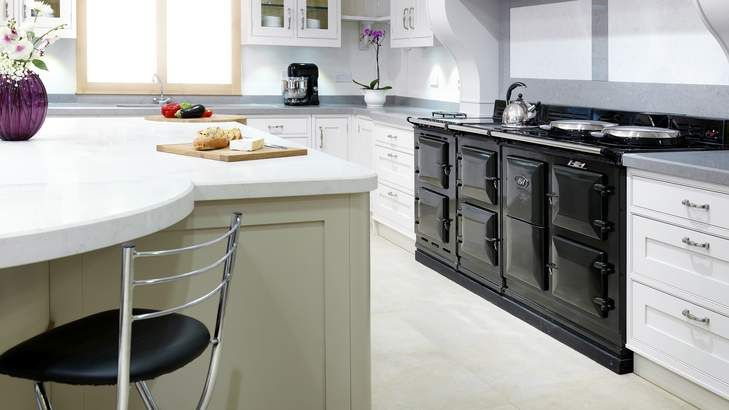 17 best images about in the kitchen stoves cookers and for Kitchen designs with aga cookers