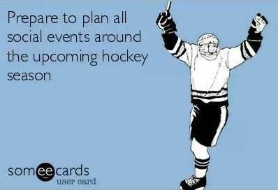 Hockey plans