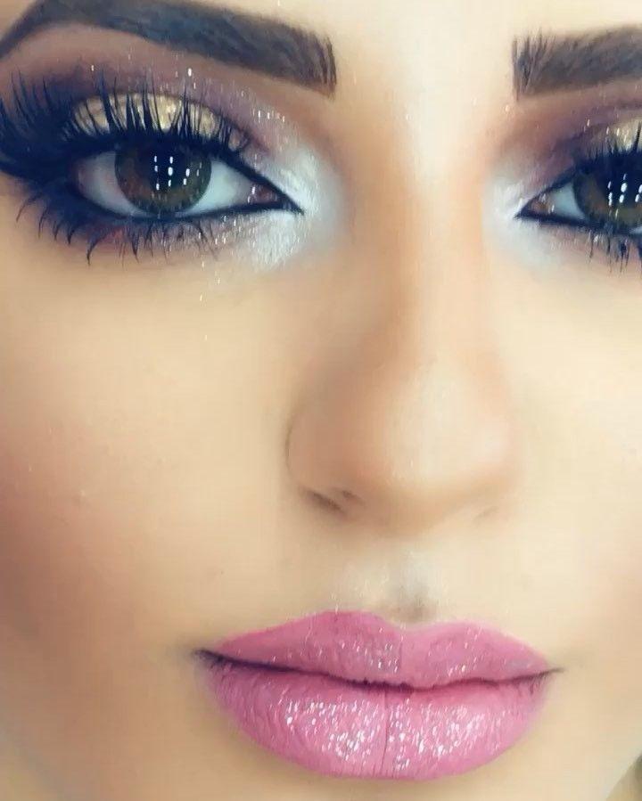 بشرى ساره للعرسان الكرام من Ruba Tashammneh Beauty Center وفرنا على جيبة العريس ومددنا عروض الشتا للصيف مراعاه للظروف الاقتصادية وا Nose Ring Makeup Hairstyle