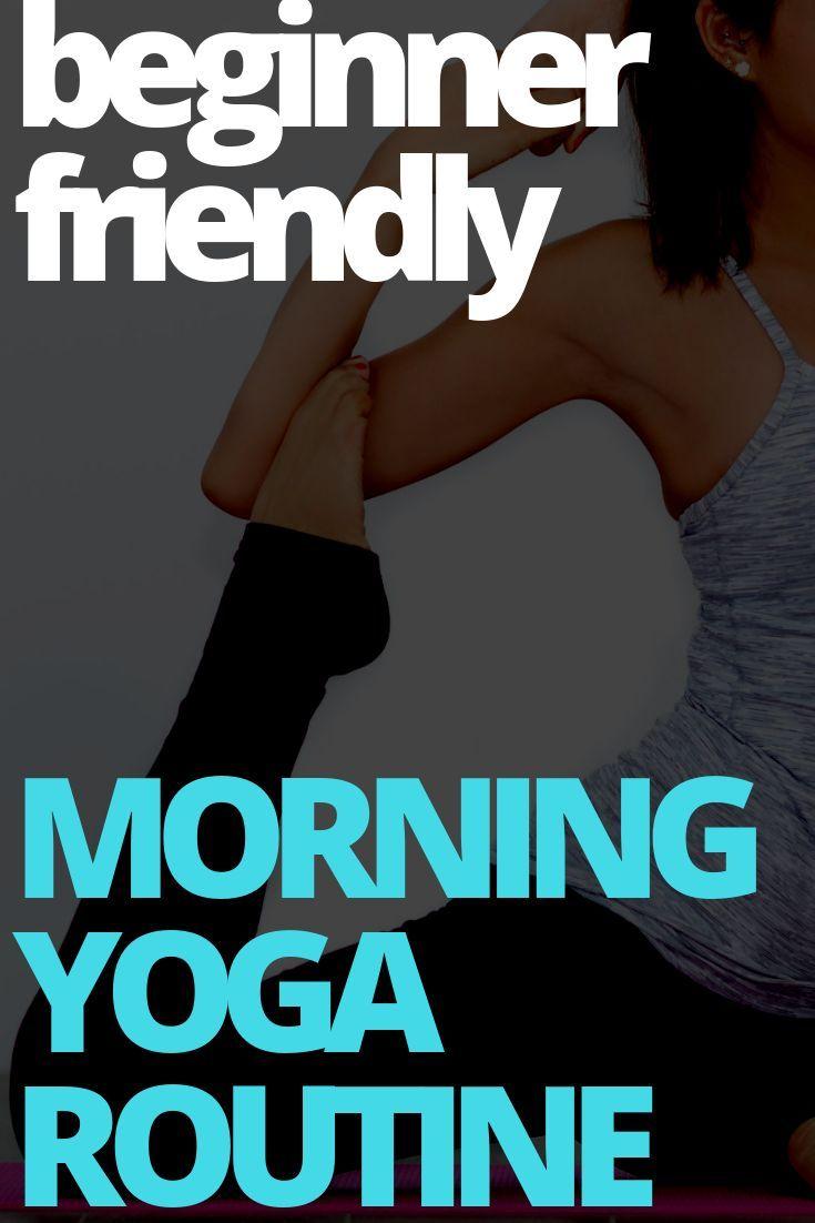 Beginner Friendly Morning Yoga Routine – Healthy Living