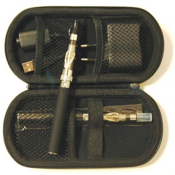 Kit pornire tigara electronica cu clearomizor eGo Ce5 CC 1100mah dublu