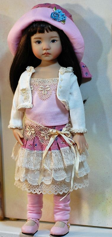 More Little Darlings - Kuwahi Dolls: