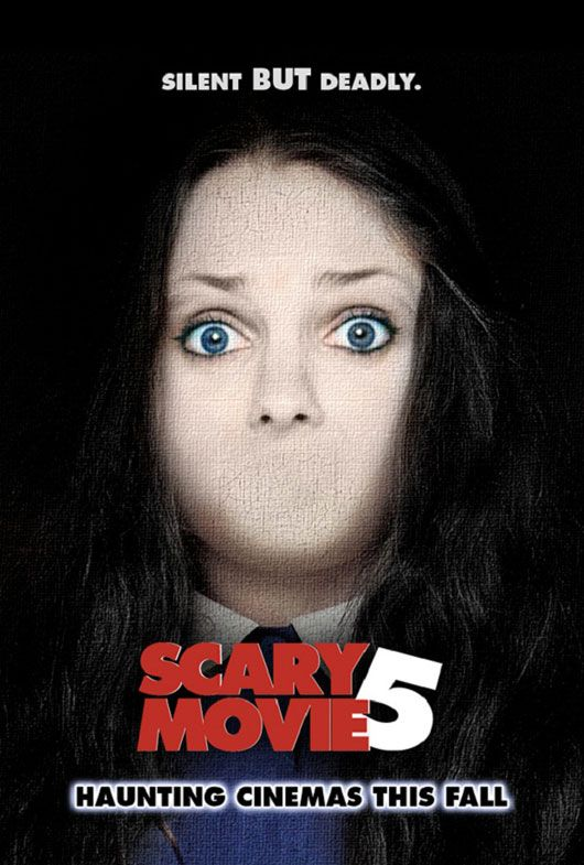 Scary Movie 5 these are stupid i don't waste my time