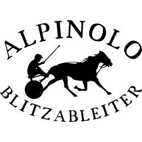 Alpinolo auf Blitzableiter - Der Traber beim Pferdesport Alpinolo auf Blitzableiter bekannt aus Bud Spencer und Therens Hill Film Zwei sind nicht zu bremsen.