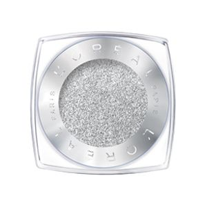 Infallible 24 HR Eye Shadow - Waterproof Eyeshadow - L'Oreal Paris -in Silver sky, and iced latte. sold at target and walmart