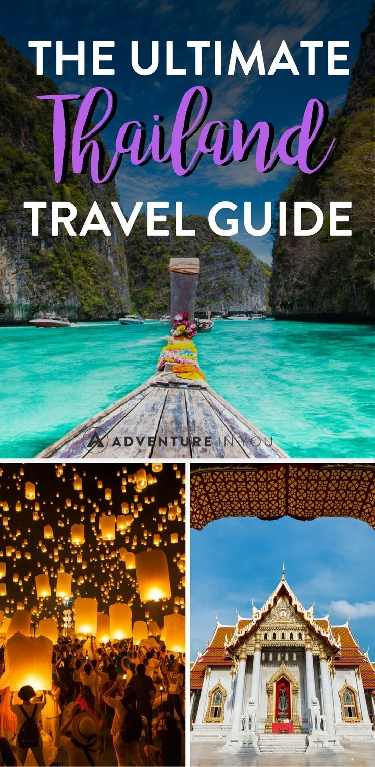 Thailand Travel | Planning to travel to Thailand? Here is our ultimate guide featuring quick information, the best things to do, must try dishes and more! Thailand is an incredible country waiting to be discovered. #thailand #travel #asia