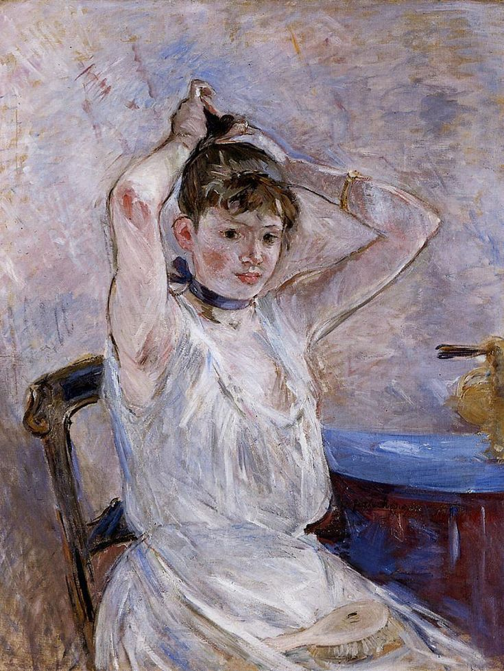Morisot Berthe Marie Pauline.. Обсуждение на LiveInternet - Российский Сервис Онлайн-Дневников