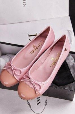 Балетки Chanel 34 shoes ballerinas chanel ballerinas Chanel реплика (точная копия) купить