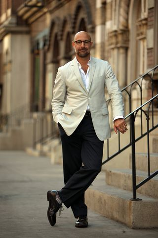 Stanley Tucci. So unbelievably talented