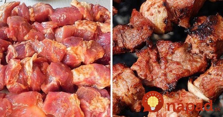 Už sa pomaly ale iste začína čas opekačiek a grilovačiek. Skôr, ako po zimnom odpočinku opäť oprášite záhradný gril, naučíme vás skvelý trik, ako pripraviť grilované či pečené mäso vždy perfektne.
