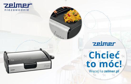 Macie ochotę na pyszne mięso z grilla? ♨ Wprawdzie sezon już dawno za nami, ale marka Zelmer zna rozwiązanie 👌. Przyrządzenie mięsa, ryb czy warzyw w elektrycznym grillu nie stanowi żadnego problemu – zachęcamy do lektury! https://www.maxkuchnie.pl/producenci-agd/zelmer/grillowanie-smaczne-przez-caly-rok-bez-dymu-i-tluszczu-1495.html