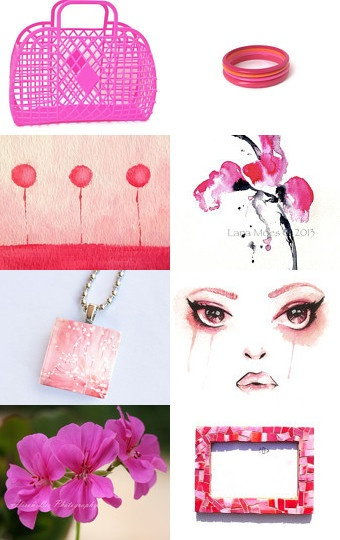 It's a Pink World --Pinned with TreasuryPin.com
