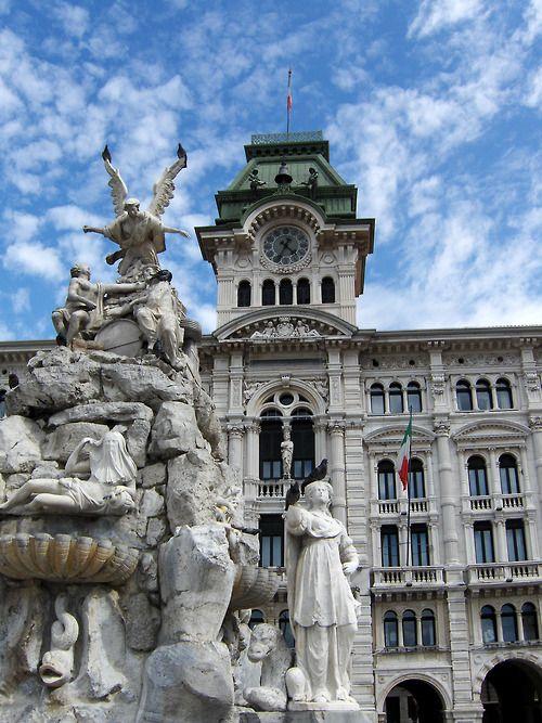 Trieste, Friuli-Venezia Giulia, #Italy - http://trieste.visitbeautifulitaly.com/