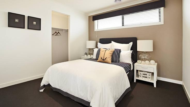 Pavillion bedroom