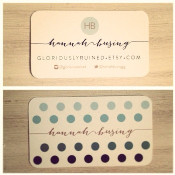 32 best images about business cards on Pinterest