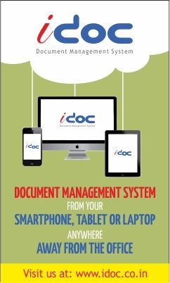 i-doc is an enterprise grade document management system for searching, managing, viewing, sharing and archiving large volume of documents.