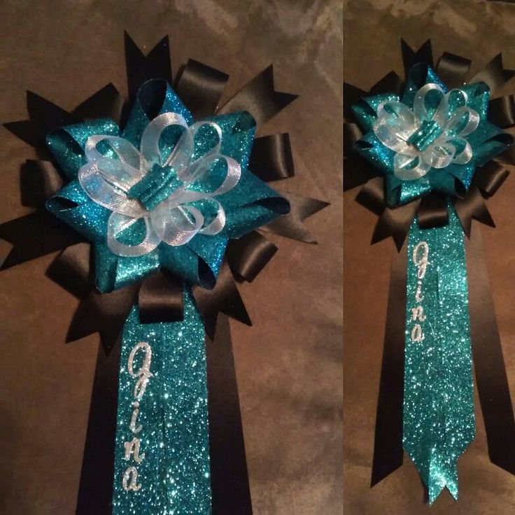 13 Best Birthday Ribbon Large Corsages Images On Pinterest