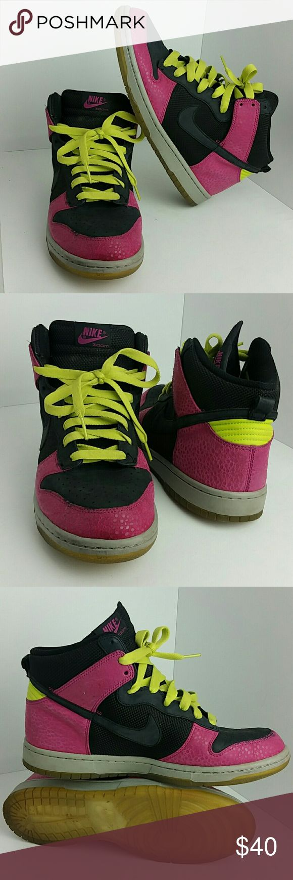 brand new e0ca4 c1424 ... low price nike dunk hi supreme spark mens shoes very clean inside out  ske sz .