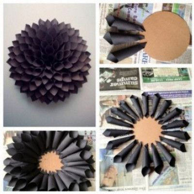 Si emprendemos una búsqueda queriendo encontrar tutoriales de cómo hacer una flor de papel , encontraremos varias técnicas pero seguramen...