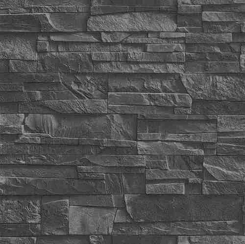 papel tapiz piedra natural, con textura, lavable